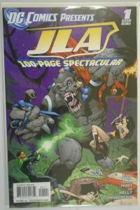 JLA 100 page Spectacular #1 - 6.0 FN - 2010