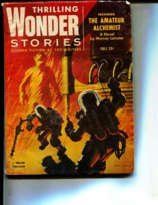 Thrilling Wonder Stories-Pulp-Fall/1954-Murray Leinster-Jack Lewis