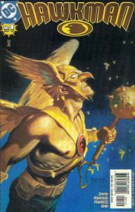 Hawkman (4th Series) #1 (2nd) FN; DC | save on shipping - details inside