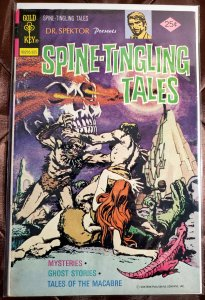 Spine-Tingling Tales #1 (1975)