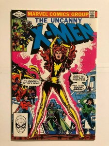 Uncanny X-Men 157 - Dark Phoenix Cover - Brood Saga
