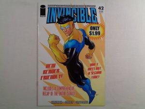 Invincible #42 Robert Kirkman Image Comics 2007