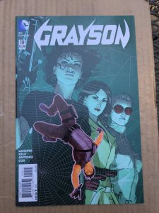 Grayson #19 (2016)