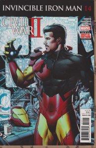 Invincible Iron Man #14