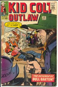 Kid Colt Outlaw #113 1961-Marvel-Stan Lee stories-obscure issue-G/VG