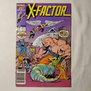 X-Factor 7 Fine Story by Louise Simonson
