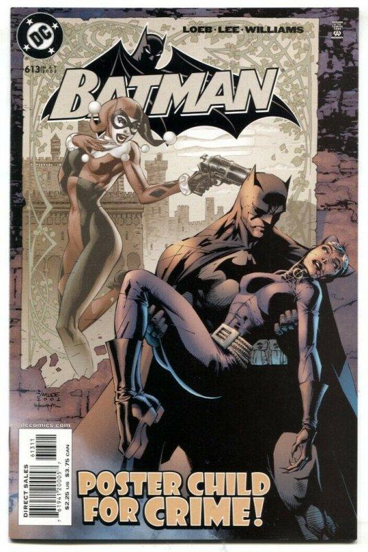 Batman #613-Jim Lee-HUSH STORYLINE-Harley Quinn VF/NM