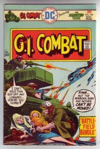 G.I. Combat #184 (Nov-75) NM- High-Grade The Haunted Tank