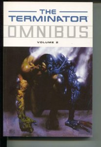 Terminator Omnibus-Vol. 2-Chris Warner-TPB-trade