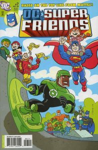 Super Friends (2nd Series) #7 VF/NM; DC | save on shipping - details inside