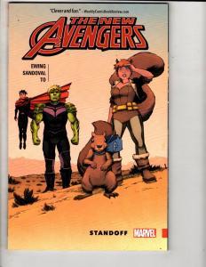 A.I.M. Standoff NEW Avengers V2 Marvel Comics TPB Graphic Novel Comic Book J308