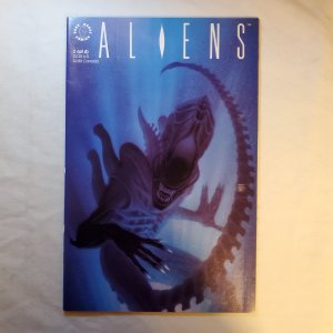 Aliens 2 Very Fine/Near Mint Cover by Denis Beauvais