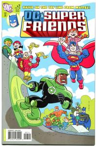 DC SUPER FRIENDS #7, NM-,  Batman, Superman, Wonder Woman, 2008, more in store