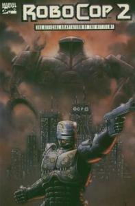 Robocop 2 Movie Adaptation #1, NM- (Stock photo)