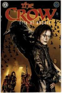 THE CROW: City Of Angels #1 (VF/NM) 1¢ Auction! No Resv!