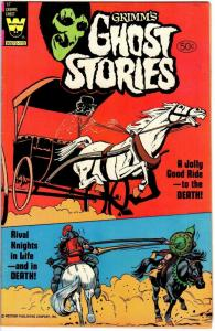 GRIMMS GHOST STORIES 57 VG+  1981
