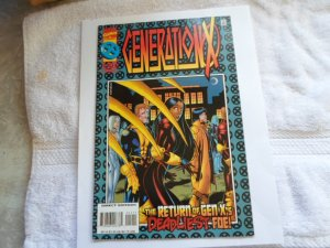 1996 MARVEL COMICS GENERATION X # 12