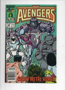 AVENGERS #289, NM, Captain, Heavy Metal, Sub-Mariner, 1963 1988, Marvel