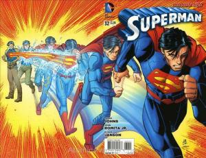 Superman (3rd Series) #32 VF/NM; DC | save on shipping - details inside