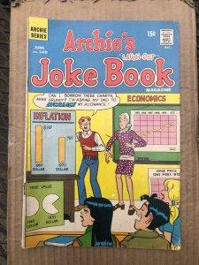 Archie's Laugh Out Joke Book #149
