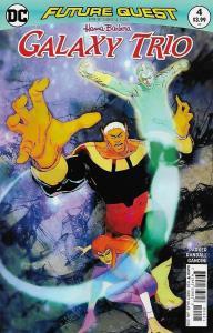 Future Quest #4 Variant Cvr (DC, 2018) NM