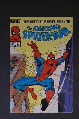 Official Marvel Index to Amazing Spider-Man #2 May 1985