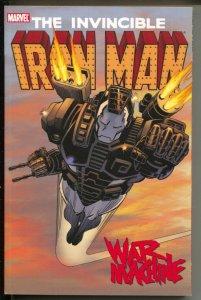 Invincible Iron Man: War Machine-Len Kaminski-2008-PB-VG/FN