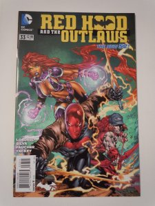 Red Hood and the Outlaws #33 (2014)