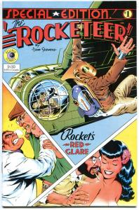 ROCKETEER #1 2 + Spec #1, VF+, 1982,3 issues, Pacific Presents, more DS in store