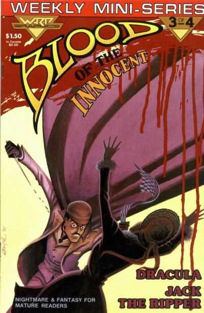 Blood of the Innocent #3, VF (Stock photo)