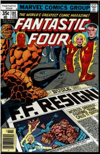 Fantastic Four #191, 8.0 or Better - FF Break Up