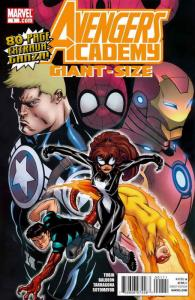 Avengers Academy Giant-Size #1 VF/NM; Marvel | save on shipping - details inside