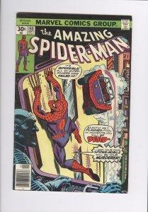 Amazing Spider-Man # 160  F / VF  (1976)   Bronze Age