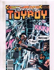 Lot Of 2 Jason Kriter Toyboy Comic Books # 1 2 Continuity Comics Neal Adams HJ5