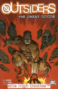OUTSIDERS: GREAT DIVIDE TPB (2011 Series) #1 Near Mint