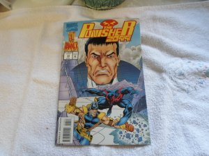 1994 MARVEL COMIC THE PUNISHER 2099 # 13