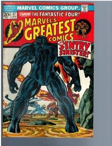 Marvel's Greatest Comics #47 (1974)
