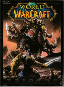 World Of Warcraft Tribute Art Collection Softcover Edition - New/Sealed!