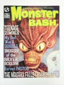 Monster Bash Magazine #11 Creepy Classic Movies 2011 Niagara Falls Frankenstein