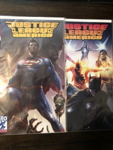Justice League of America #28&29