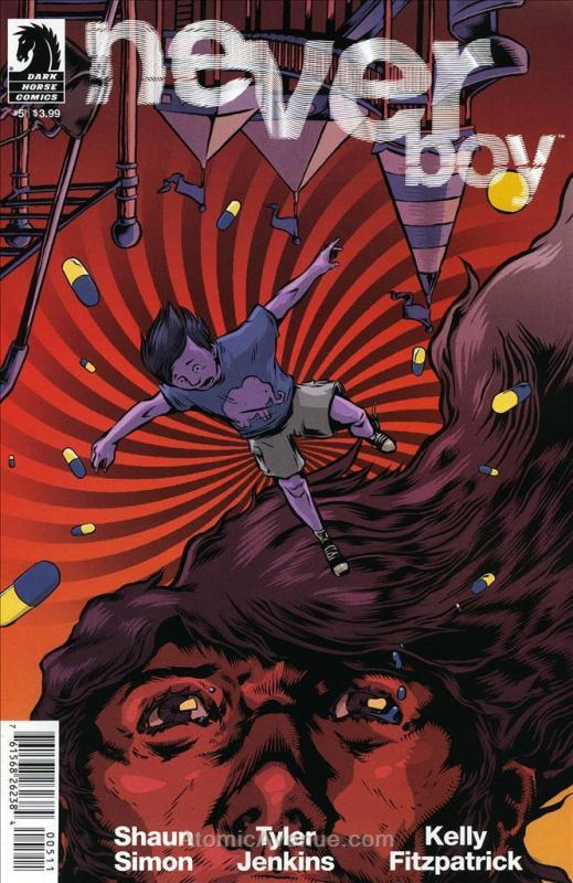 Neverboy #5 VF; Dark Horse | save on shipping - details inside