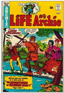 LIFE WITH ARCHIE (1958-    ) 144 VF April 1974