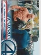 2005 Upper Deck Fantastic Four Movie YOU TWO NEED A TIME-OUT #55