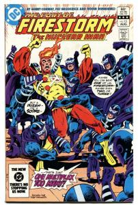 Fury Of Firestorm #15-1983-First appearance of HENRY HEWITT / TOKAMAK