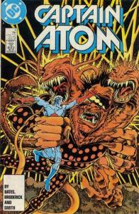 Captain Atom (1987 series) #6, NM- (Stock photo)
