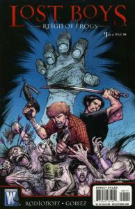 Lost Boys: Reign of Frogs #1 VF; WildStorm | save on shipping - details inside