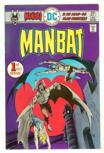Man-Bat 1   Ditko