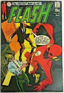 FLASH#197 FN/VF 1970 DC BRONZE AGE COMICS