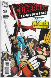 Superman Confidential   #13 FN (Signal to Noise 2) Toyman