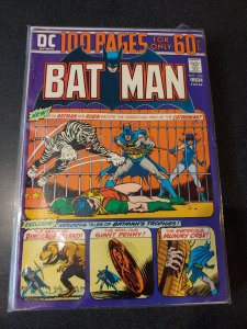 BATMAN #256 BRONZE AGE CLASSIC CATWOMAN OVER-SIZED 100 PAGES